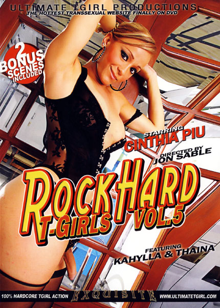 Rock Hard T-Girls 5 (2009)