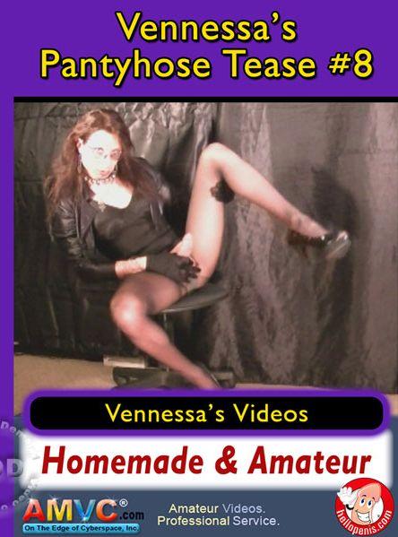 Vennessa's Pantyhose Tease 8 (2014)