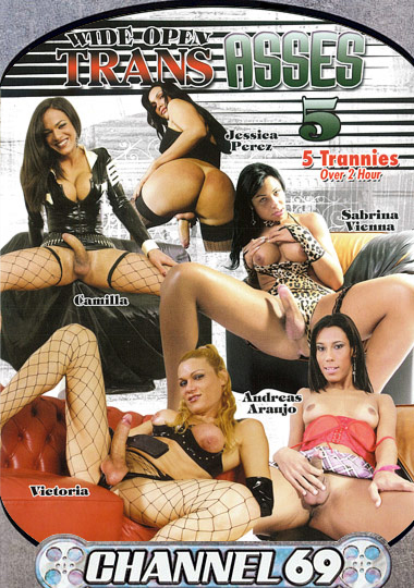 Wide Open Trans Asses 5 (2010)