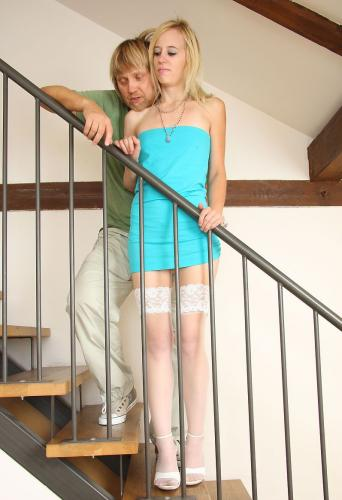 Hiring a stripper; cuckolding and food play