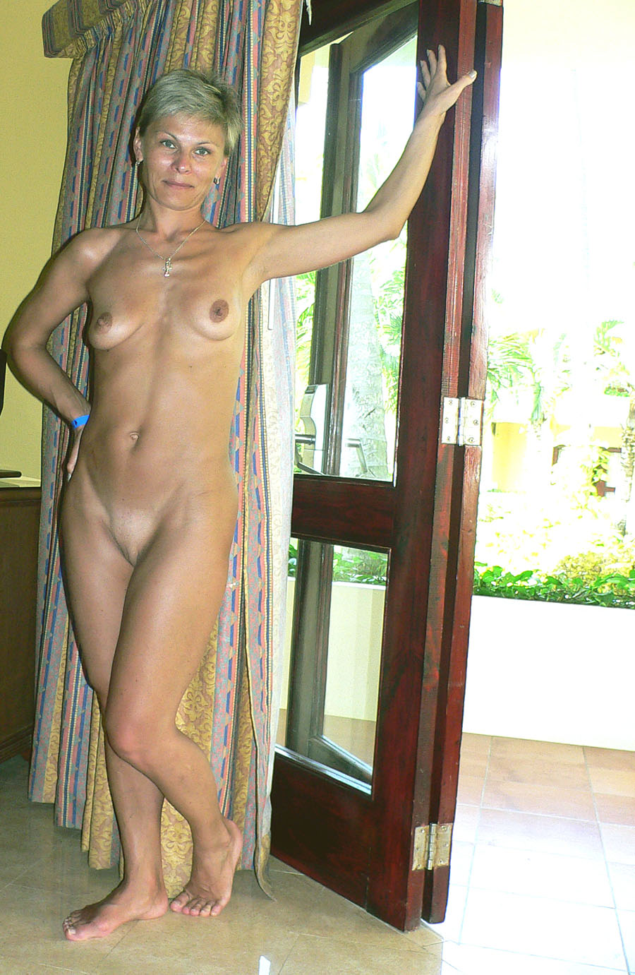 mature nice body
