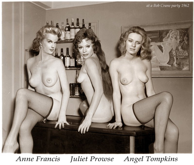 Very anne francis nude realize, told