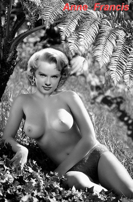 Anne Francis Free Nude 59
