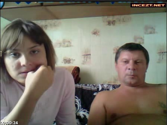 dad and daughter nude on webcam