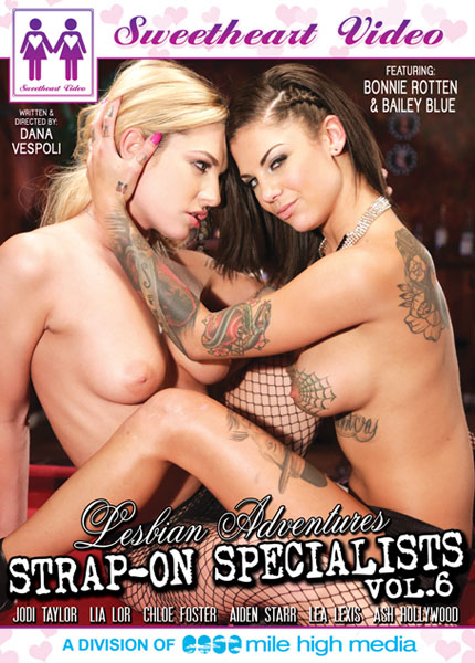 Lesbian Adventures - Strap-On Specialists 6 (2014)