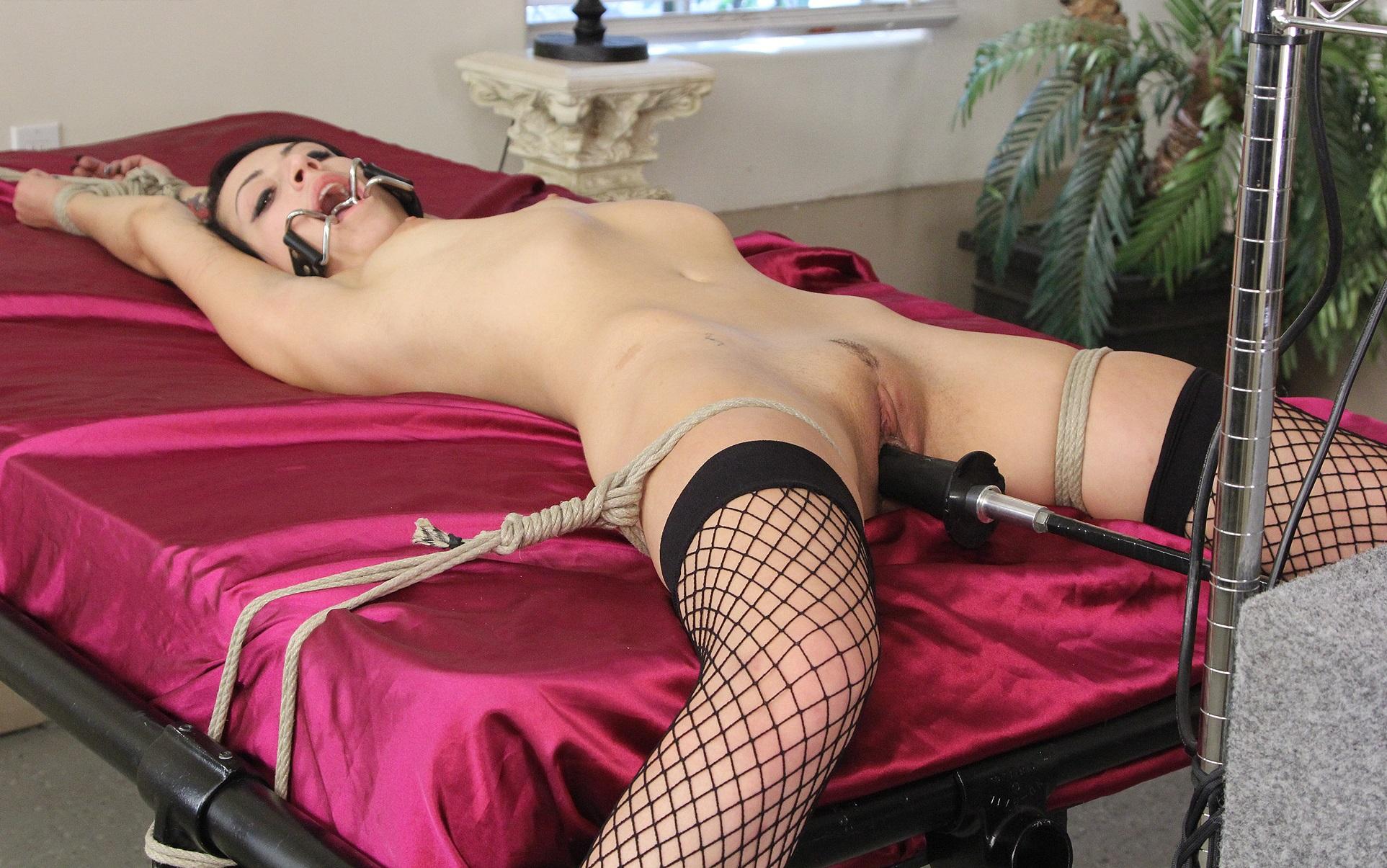 Секс машины привязанная девушка, Секс машины онлайн порно смотрите бесплатно, видео 10 фотография