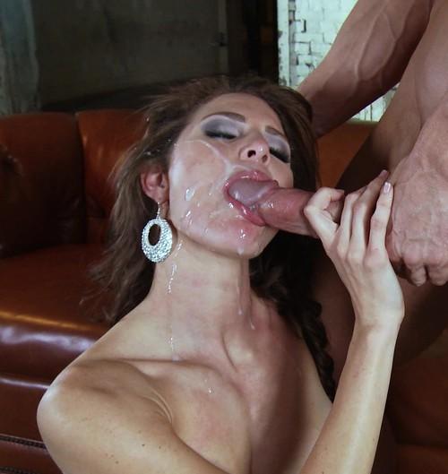 Horny Samantha Saint Facial