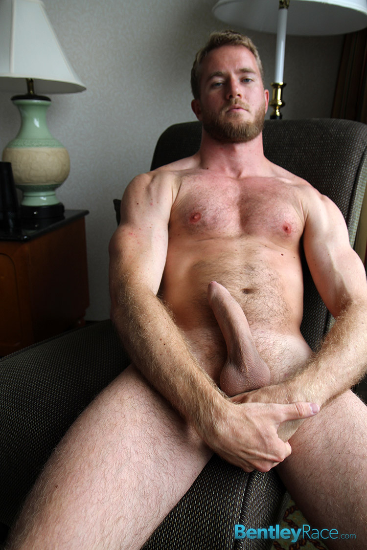 Men old hairy uncut
