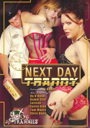 Next Day Tranny (2004) - TS Bambi Star