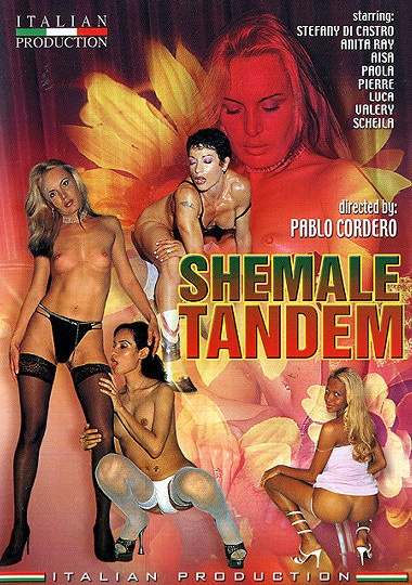 Shemale Tandem (2002) - TS Anita Ray, Paola Bratty