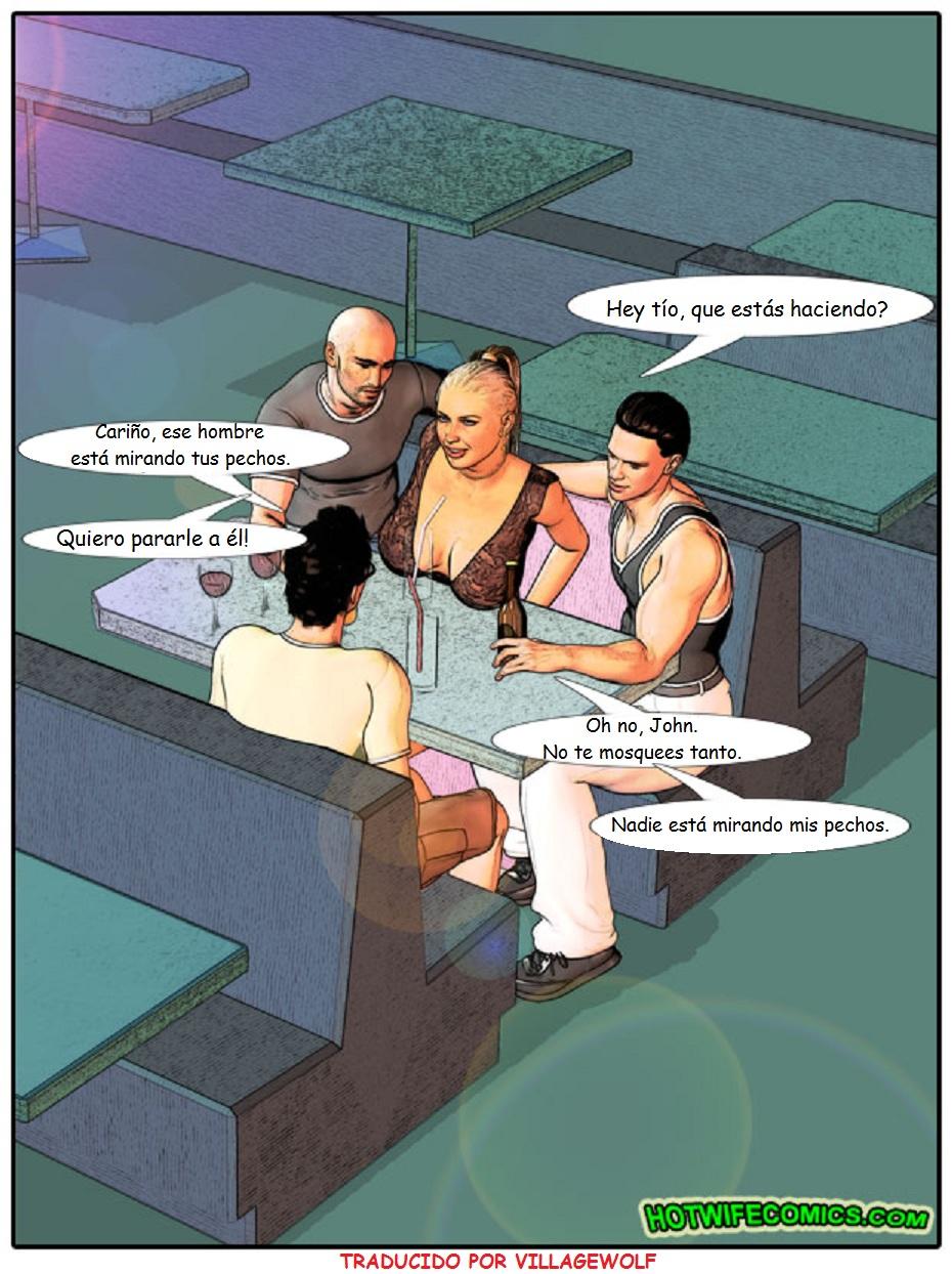 Эротические комиксы в клубе 1 фотография