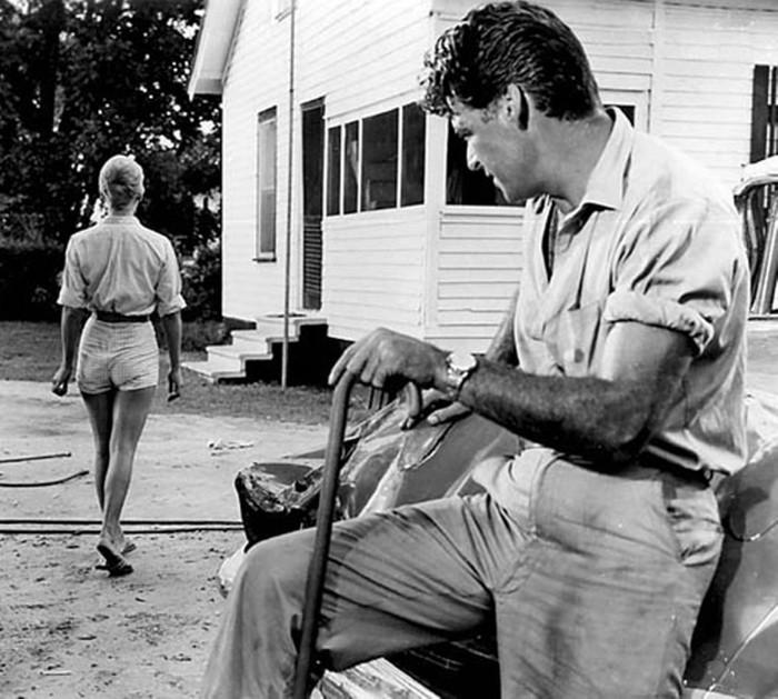 Rory_Calhoun_with_Connie_Hines_in_Thunder_in_Carolina_1960,