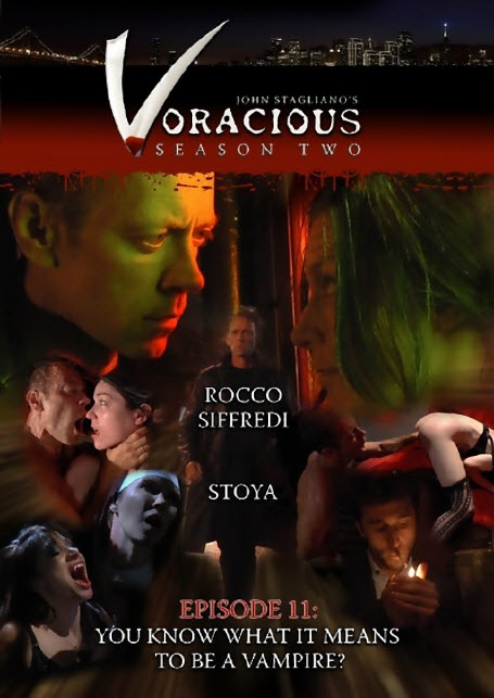 EvilAngel - Rocco Siffredi, James Deen, Wolf Hudson , Stoya, Lea Lexis, Chastity Lynn, Rain DeGrey - Voracious 2 ep11 - I Thought You Were Dead 2014/HD