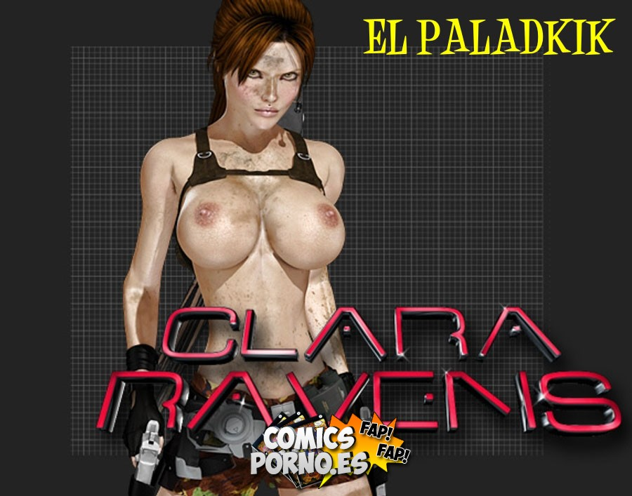3d comic clara ravens episode 2 3