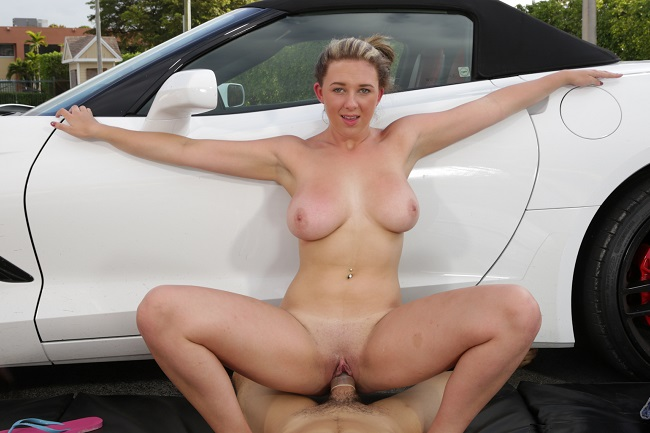 Naked Fat Lady In Car