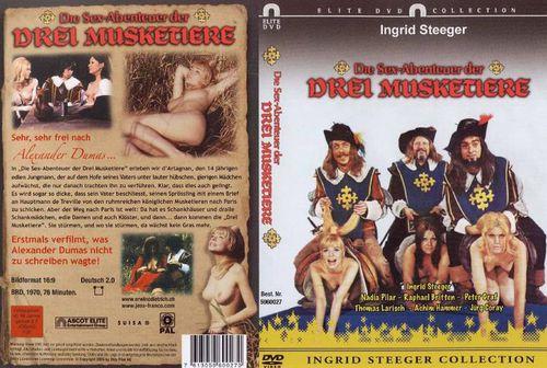 порно четыре мушкетера