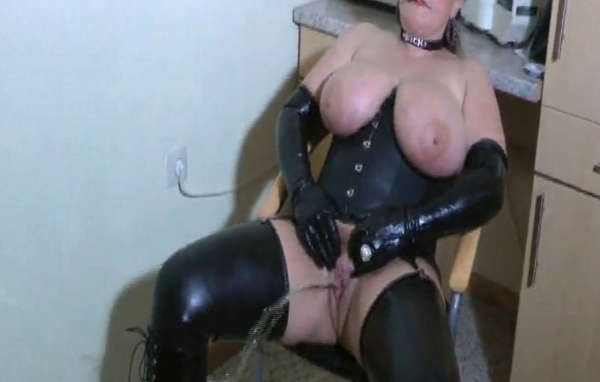 Mistress punishes girl hot spying man 9