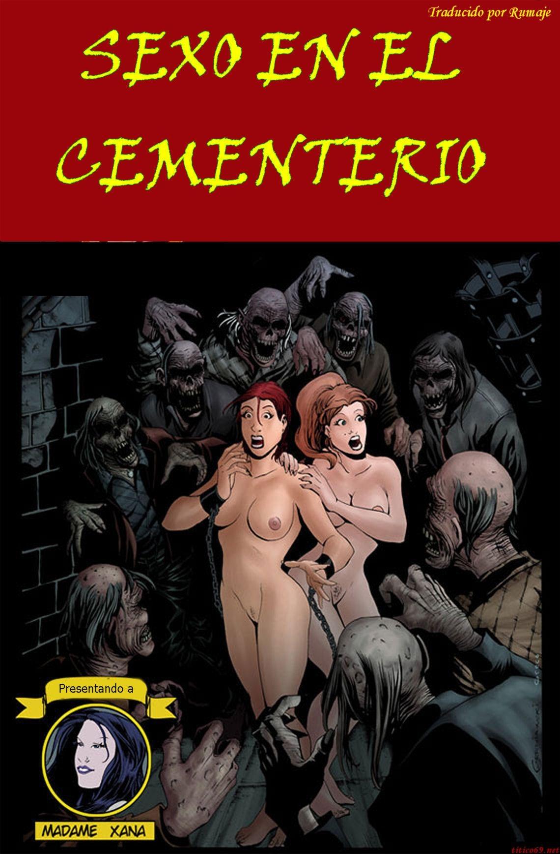 Sexo en el Cementerio - reinodelpornocom