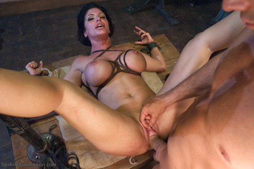 Milf bondage submission and sex thank