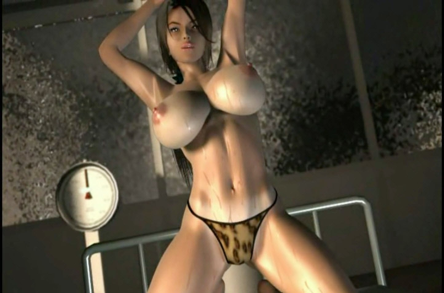 Video game females with big boobs xxx  hentai pics