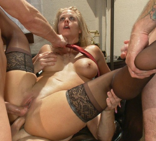 Gwen media rubber orgy