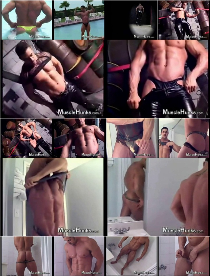 Muscle muscle hunk eddie latino camacho tags: