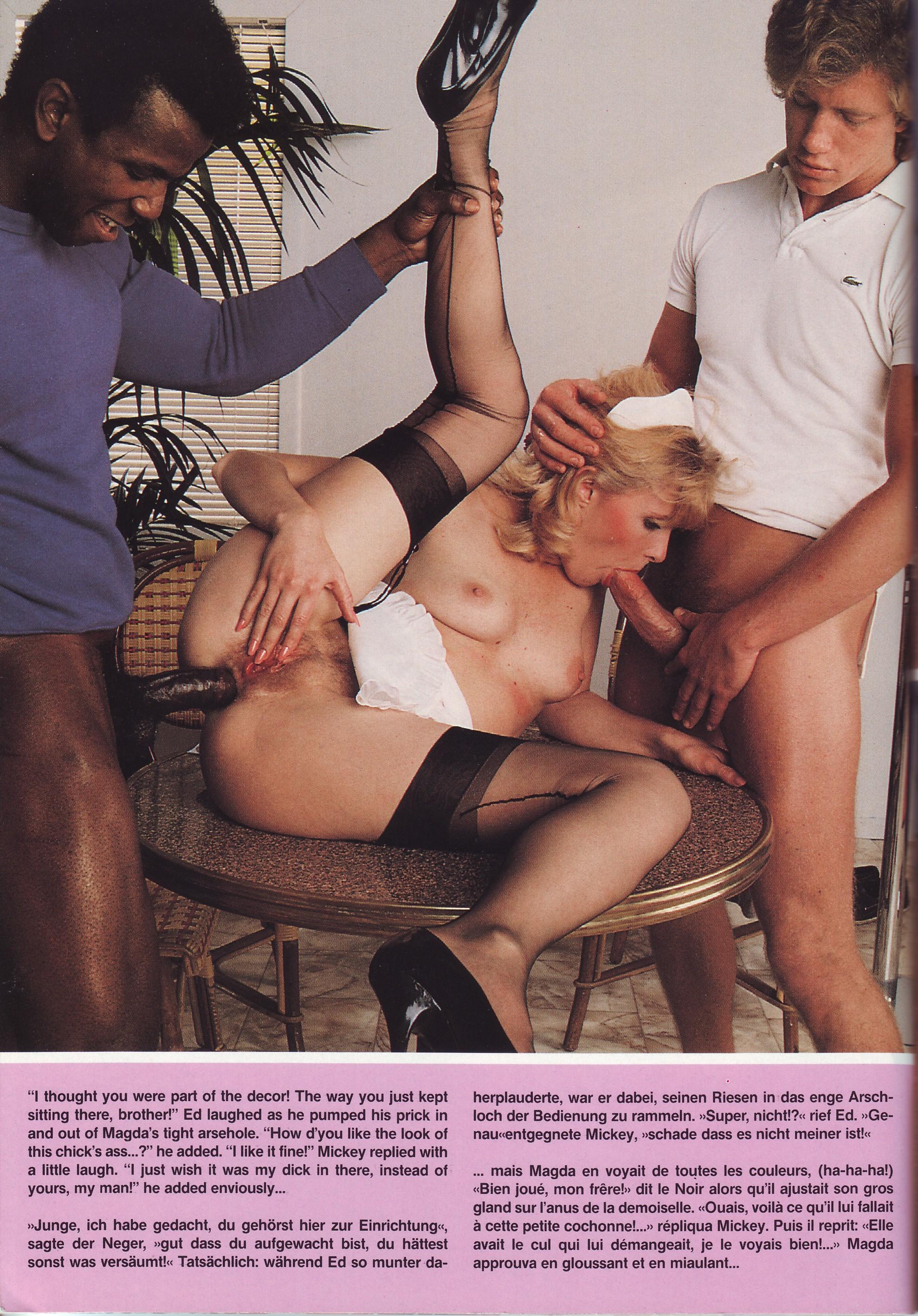 Секс с прислугой под классическую музыку 5 фотография