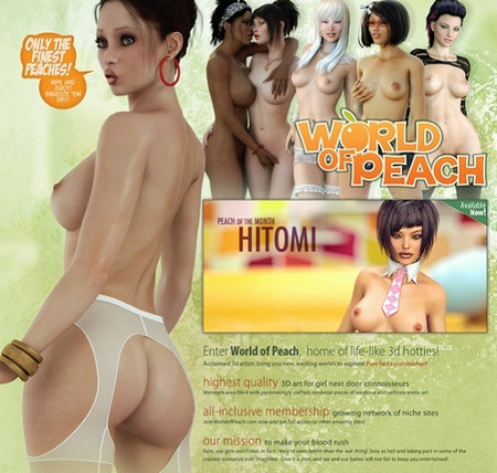 Free Download Porn Comics WorldOfPeach – SiteRip