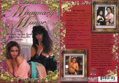 Classic french mammary manor 1992 Part 8 2