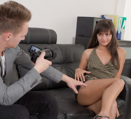 Shrima Malati - Shrima Gets a Job with an Agency and Gets Her First Fuck and Facial [Private] (FullHD)