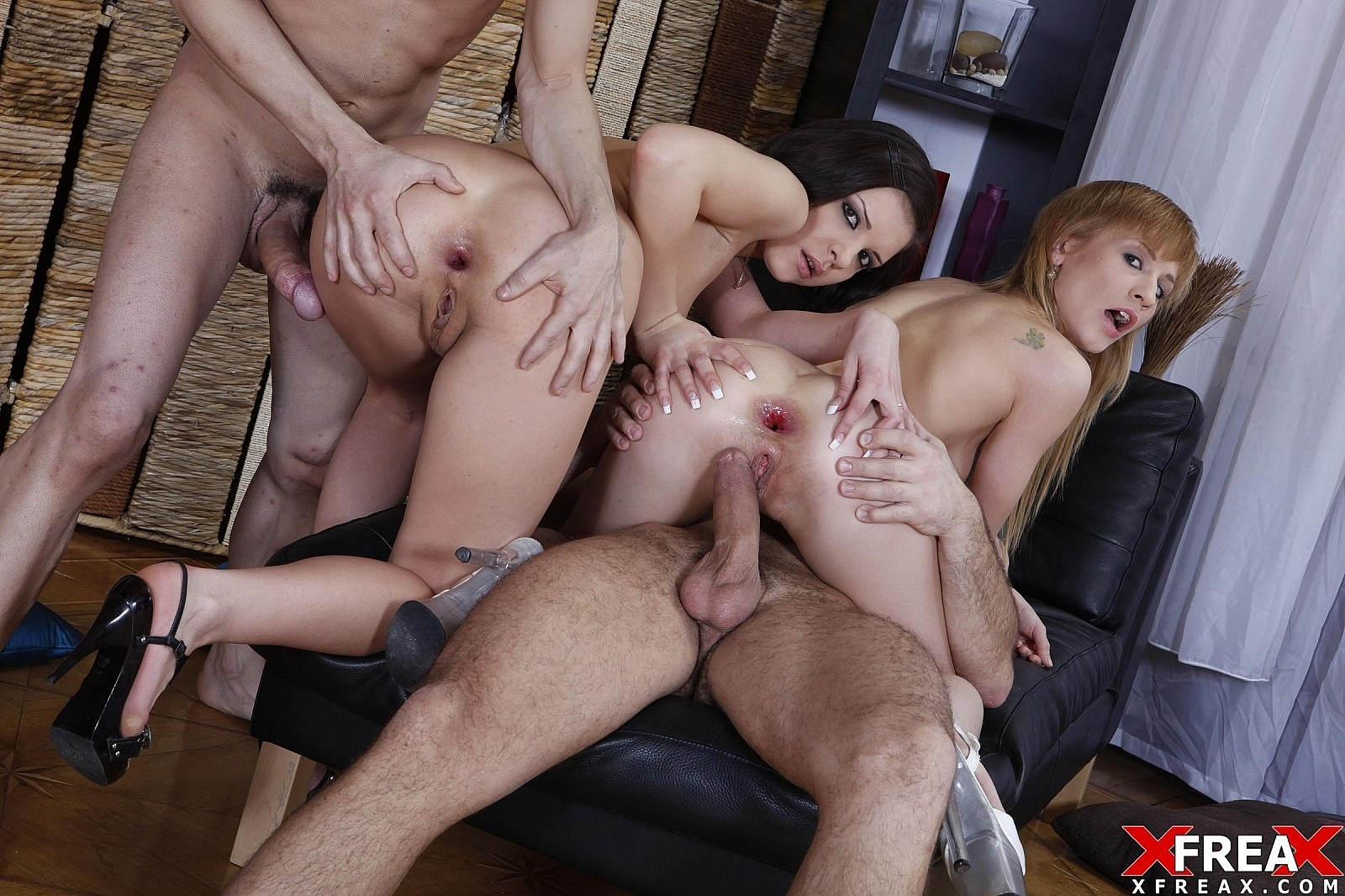 [DoubleAnalAction] DOUBLE ANAL PARTY #2
