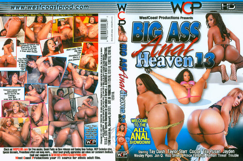 Big Ass Anal Heaven 7