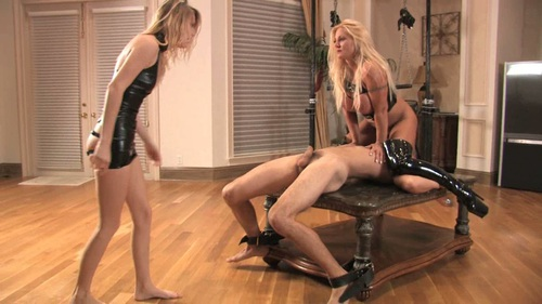 Facesit Ballbusting Female Domination