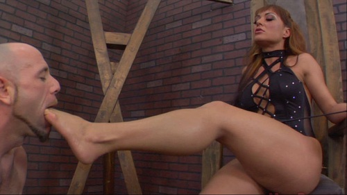 Mahina Zaltana And Dominic Female Domination