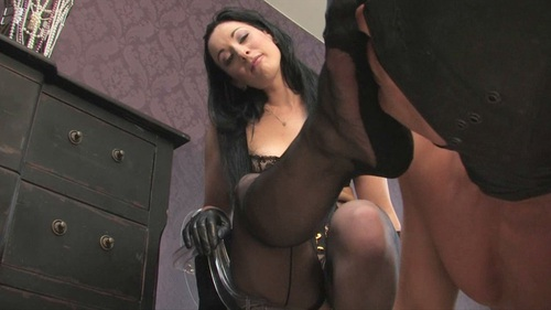 Head Under Heels Female Domination
