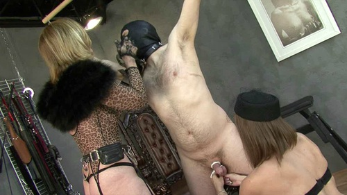 Lessons Pain Female Domination