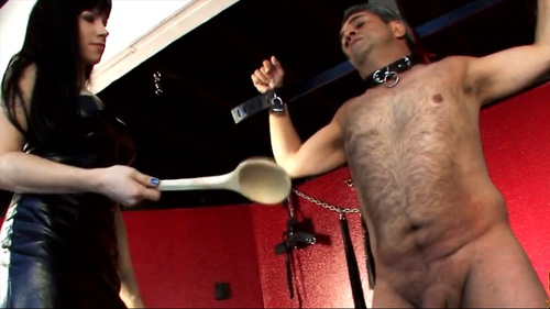 Bound And Busted Female Domination