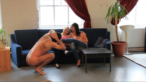 A Degrading Half Hour 1 Female Domination