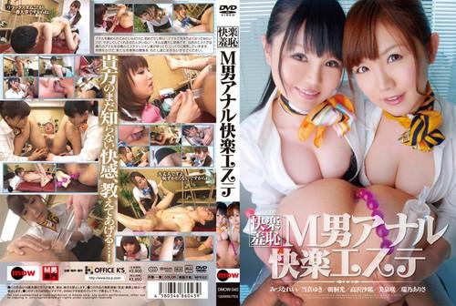 DMOW-040 Anal Pleasure Este Asian Femdom