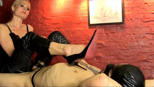 Abused By Victoria Female Domination