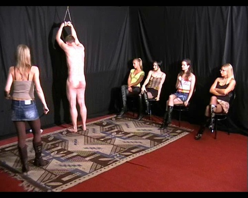 The Whipping Five Female Domination