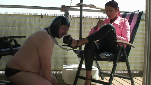 Lucia Sunny Afternoon Female Domination
