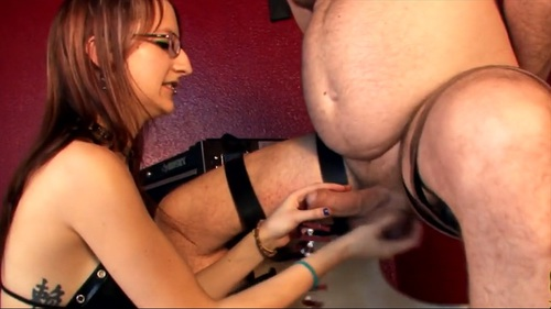 Cbt Chair Test Run Female Domination