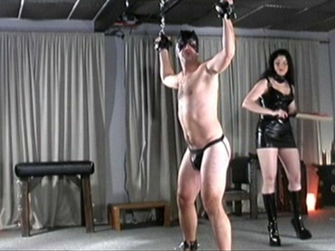 Smoke Slave Female Domination