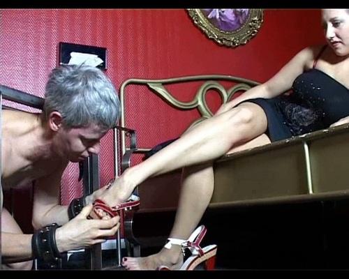Extreme Foot Humiliation Female Domination
