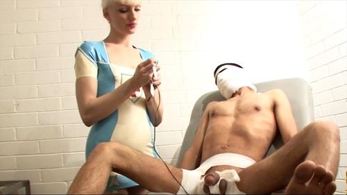 Nurse Indica Torture Female Domination