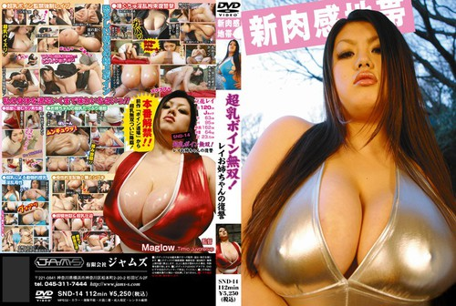 SND-14 Revenge Of The Older Sister Asian Femdom Big Boobs