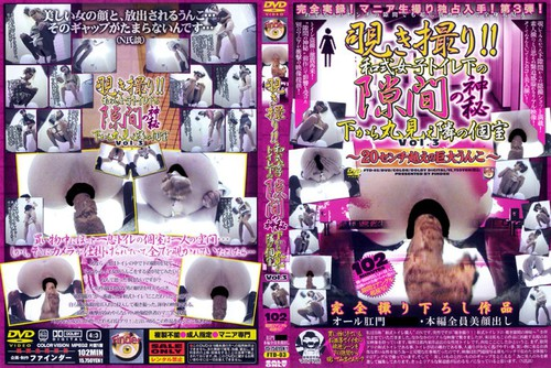 FTD-003 Private Room Asian Scat Scat Voyeur