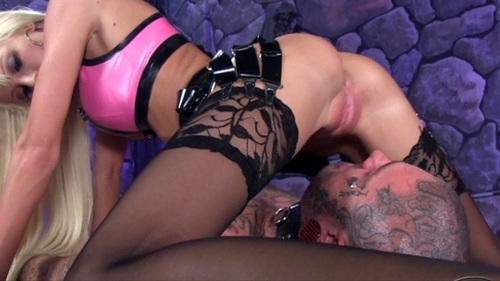 Worship Princess Pussy Female Domination