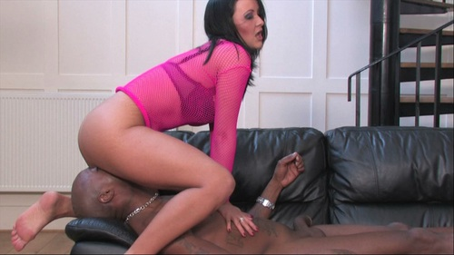 Amber Leigh Facesitting Female Domination